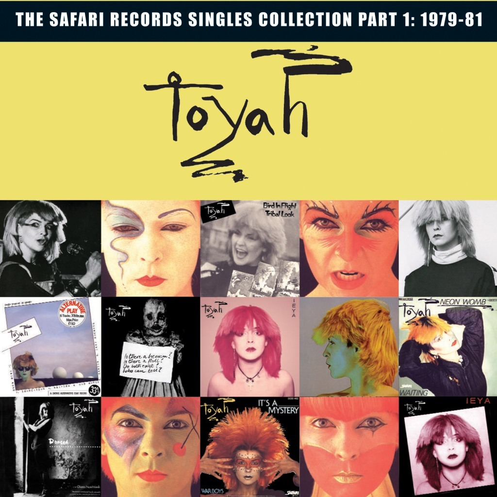 Toyah Singles Collection Part 1