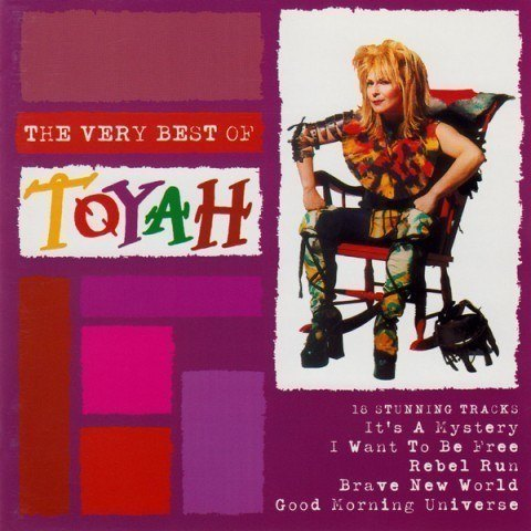 Toyah Very Best of 1997