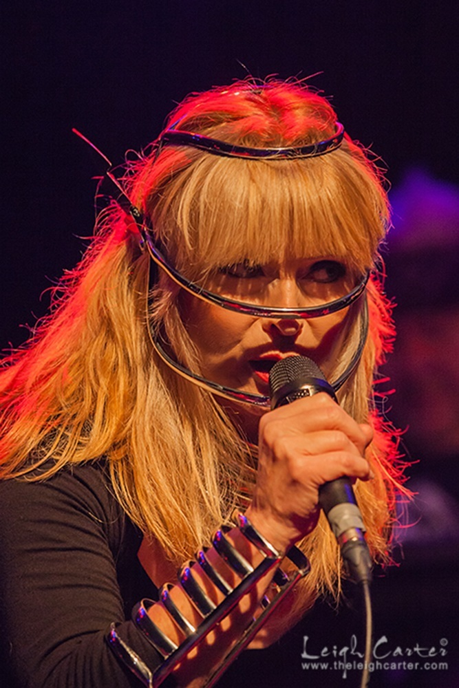 Toyah by Leigh Carter