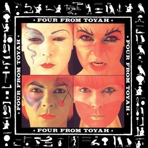 Four From Toyah (White 7')