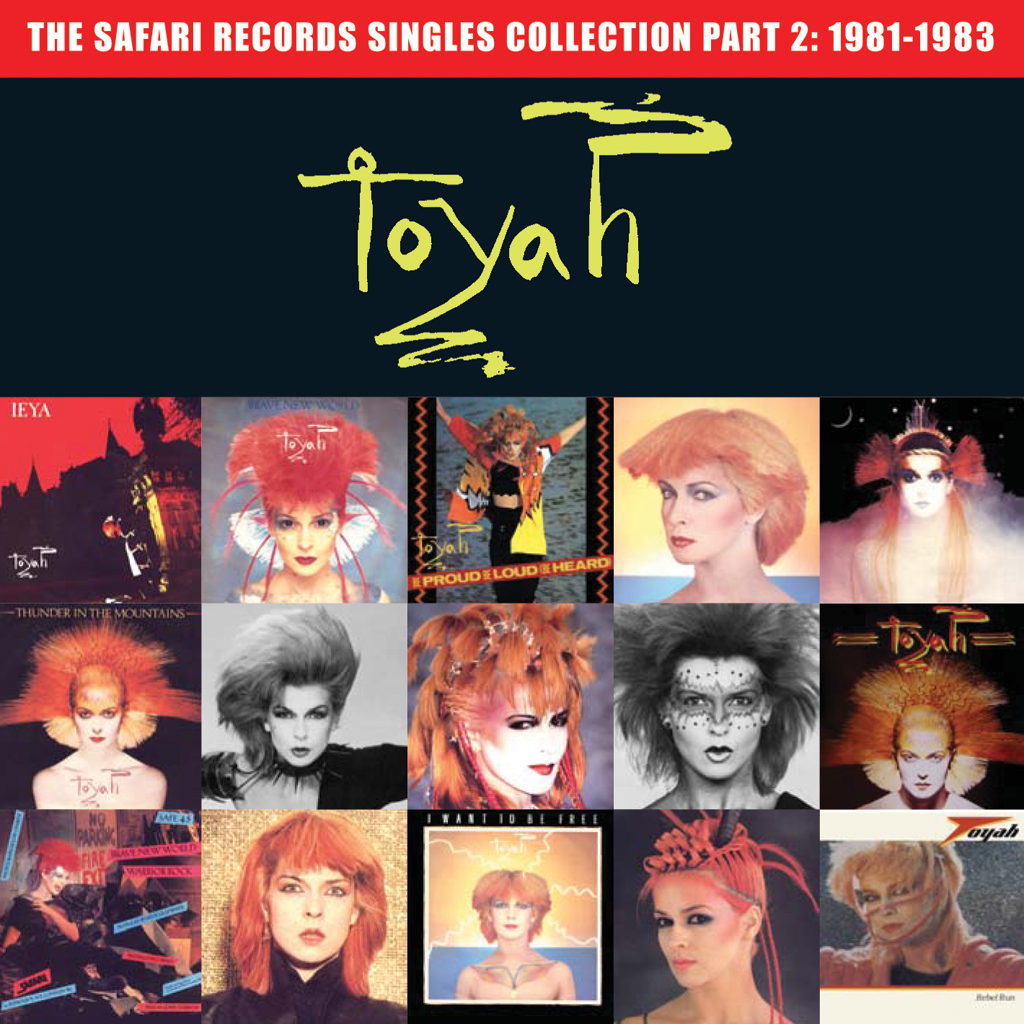 Singles Collection Part 2: 1981-1983