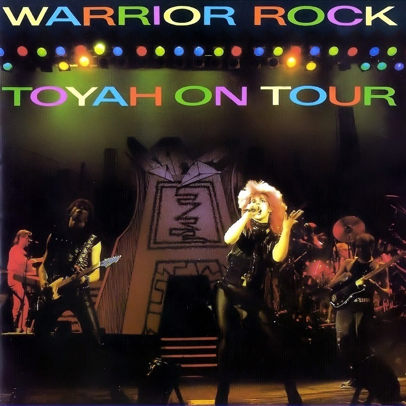 Warrior Rock - Toyah On Tour