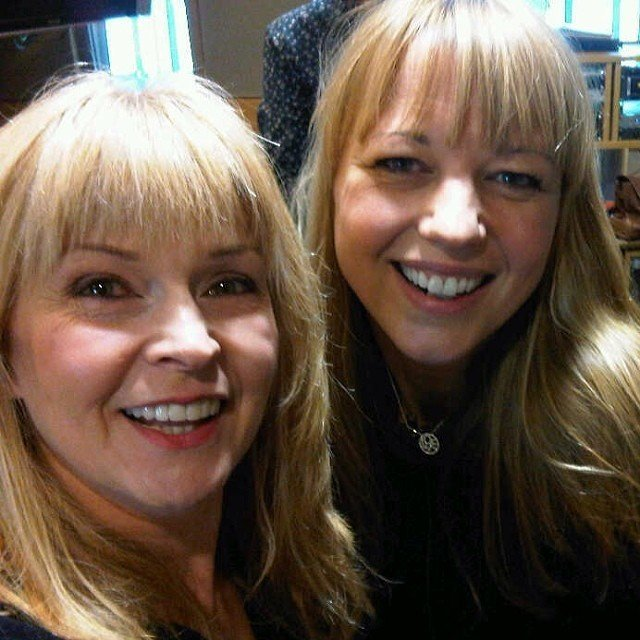 Toyah and Sara Cox Sounds of the 80s