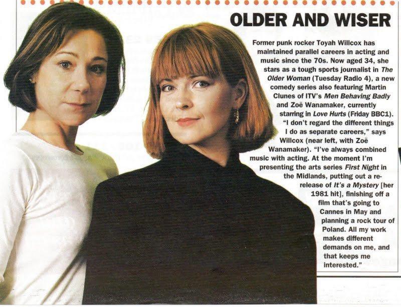 1993.1.12 Radio Times - Older & Wiser (1)