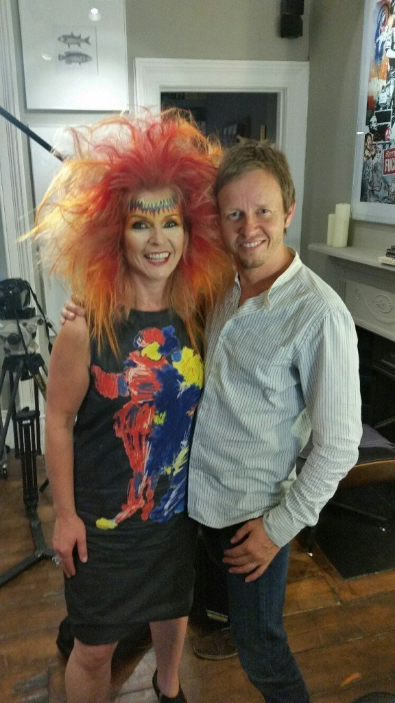 toyah the one show sept 2015